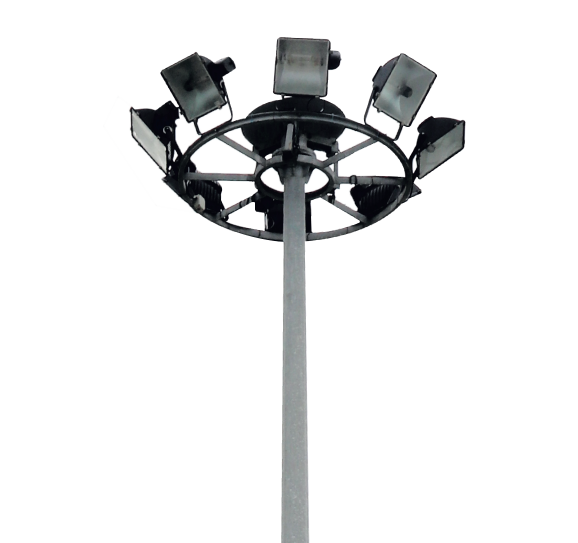 hight mast with mobile head Tunisia